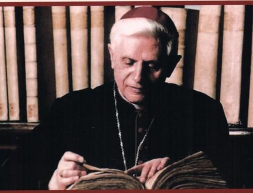 Teologia fundamentalna w twórczości Josepha Ratzingera
