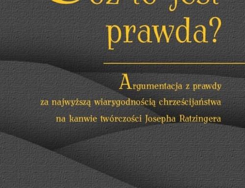 Nowa książka ks. Krzysztofa Kauchy