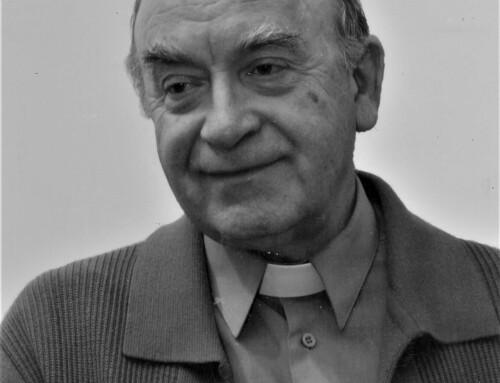 Zmarł ks. prof. Jerzy Cuda
